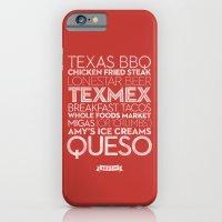 Austin — Delicious Cit… iPhone 6 Slim Case