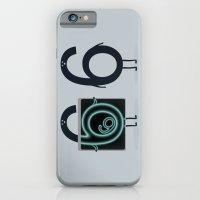 Numerical Horror Story iPhone 6 Slim Case