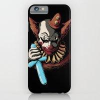 Clowns are Evil iPhone 6 Slim Case