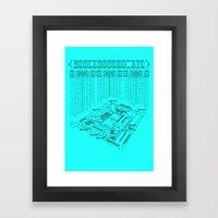 Ayresome Park - Middlesbrough FC Framed Art Print