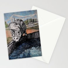 Barn Cat Stationery Cards