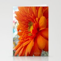 Crater of Pollen Stationery Cards