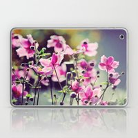 Summer blooms Laptop & iPad Skin