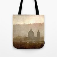 Cityscape - Late Afterno… Tote Bag