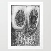 Tooth Fairy Art Print