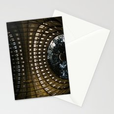 An abandoned beauty Stationery Cards
