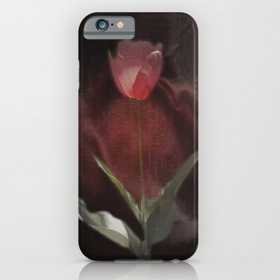 silk tulip iPhone & iPod Case