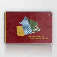 HANOK(한옥) Laptop & iPad Skin