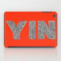 Yin iPad Case