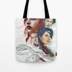 Eternal Sunshine Tote Bag