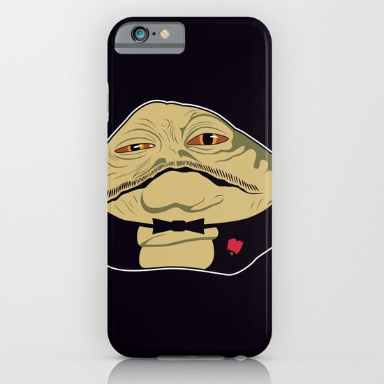 Jabba the Godfather iPhone & iPod Case