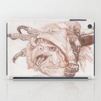 Cherubim iPad Case