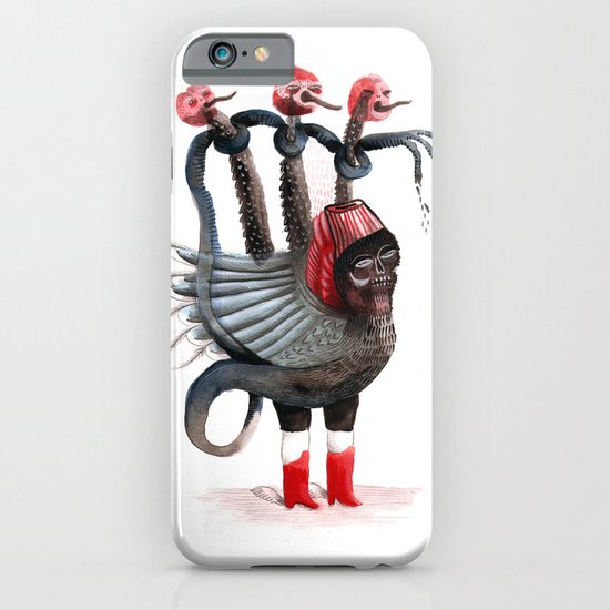 Old Beast Remake iPhone & iPod Case