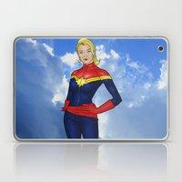 Carol Danvers Laptop & iPad Skin