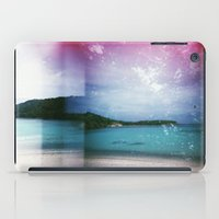 St John, USVI Multiple Exposure iPad Case