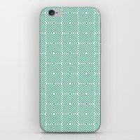 Chasm I iPhone & iPod Skin