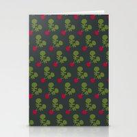 Vegetable Medley Stationery Cards