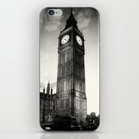 Big Ben iPhone & iPod Skin