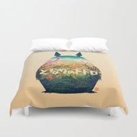 Forest Dream Duvet Cover