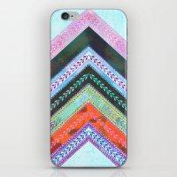 Adele Chevron {1B} iPhone & iPod Skin