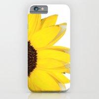 Portrait Of Summer - Whi… iPhone 6 Slim Case