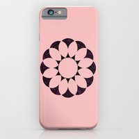iPhone & iPod Case featuring floral pink by some guy named christian
