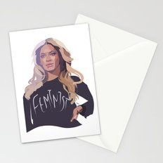 Feminist (Queen B) Stationery Cards