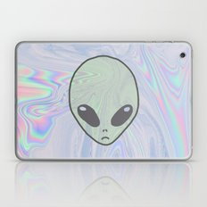 Alien Pastel Laptop & iPad Skin