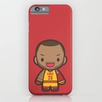 iPhone & iPod Case featuring CLE 23 Home by Papyroo