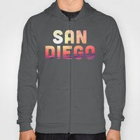 Mission Beach Sunset Hoody