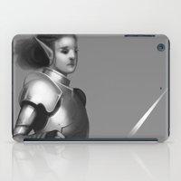 Knight iPad Case