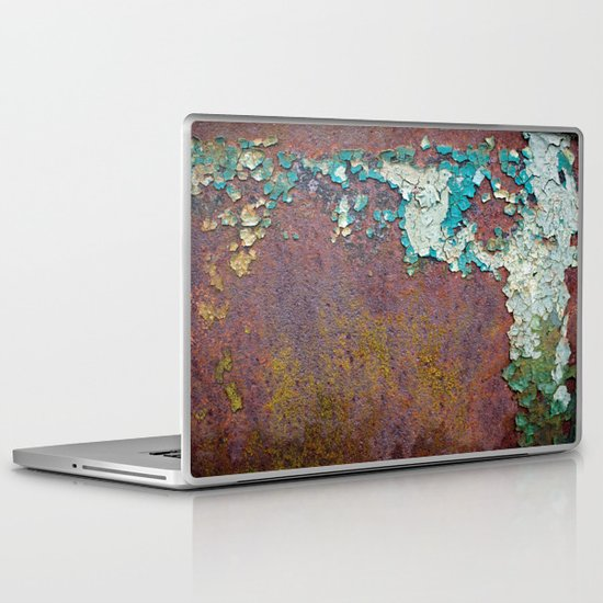 Paint mosaic Laptop & iPad Skin