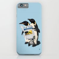 Read All Over (Colour) iPhone 6 Slim Case
