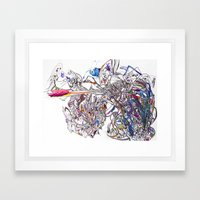 Magic, Miracles, and Fairy Tales Framed Art Print