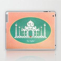 Taj Mahal is Love Laptop & iPad Skin