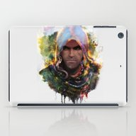 Witchers Creed iPad Case