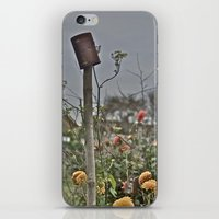 Man Made vs Nature iPhone & iPod Skin