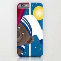 Where is Teddybear? iPhone 6 Slim Case