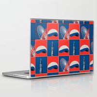 chicago Laptop & iPad Skins featuring Chicago by Arts and Herbs