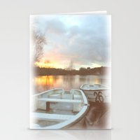 Water colour  Stationery Cards