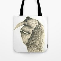 Plumy Tote Bag