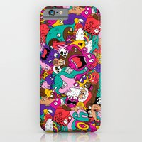iPhone & iPod Case featuring Oh No! by Chris Piascik