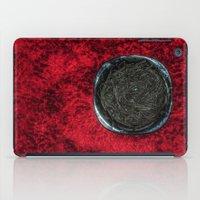 Food 1: Black Linguine O… iPad Case