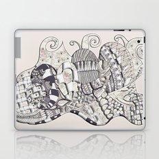 Roses Cake Laptop & iPad Skin