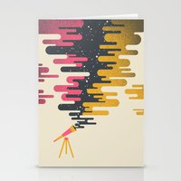Telescope Stationery Cards
