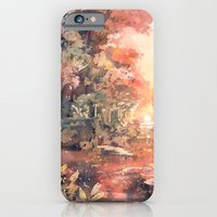 Sunset Forest iPhone 6 Slim Case