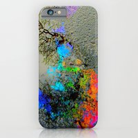 iPhone & iPod Case featuring Urban Rainbow by a.rose