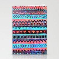 PATTERN {Tribal Stripe- … Stationery Cards