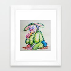 RABITO Framed Art Print