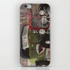 '32 Ford Roadster Warhawk Edition iPhone & iPod Skin